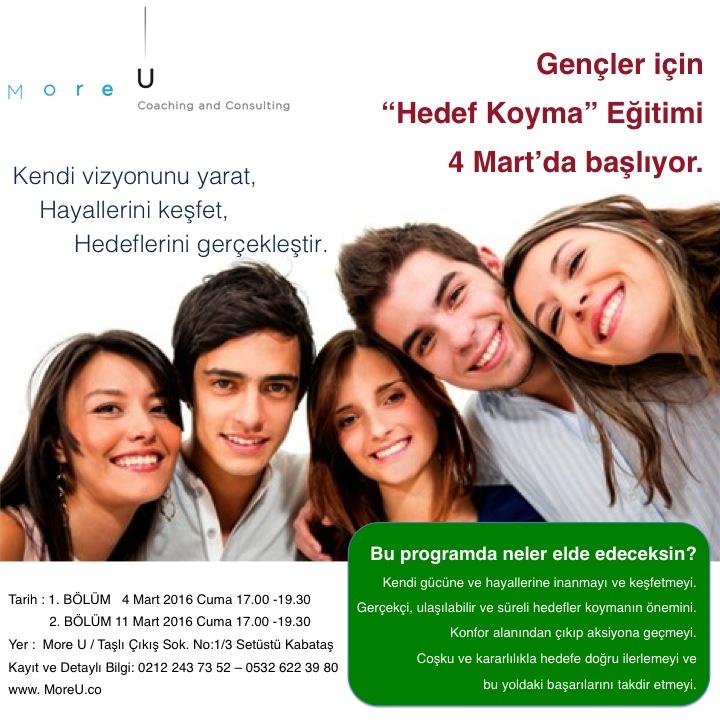 Hedef Koyma Workshop
